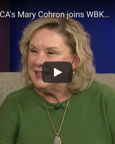 Mary Cohron on WBKO AMKY Pathways Senior Care Advisors