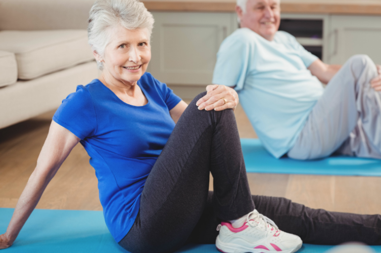 Adults over 65 who engage in regular physical activity are certain to find a number of health benefits.