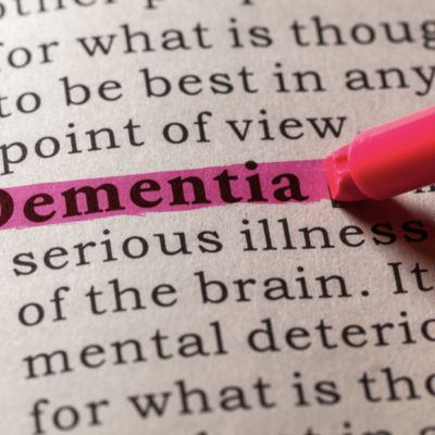 Could Your Loved One Have Dementia?
